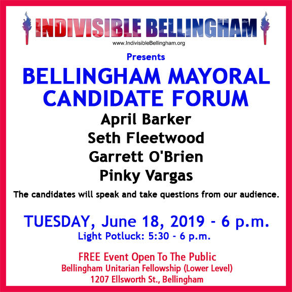 2019 Mayoral Forum