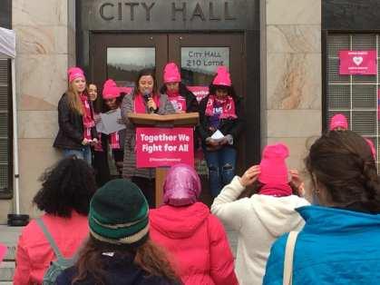 Women's March 2020 - 2