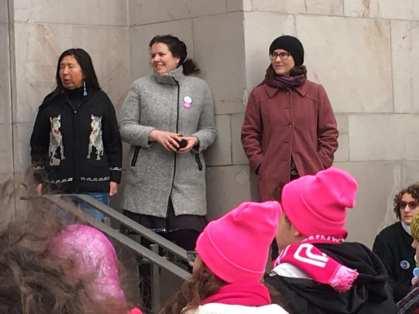 Women's March 2020 - 3