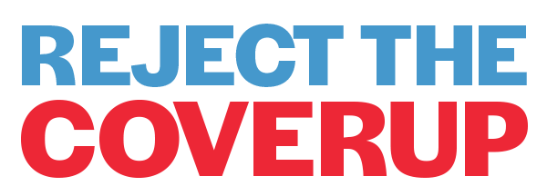 Reject the Cover Up - MoveOn
