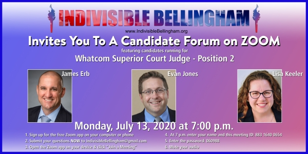 Whatcom County Superior Judge, Position 2